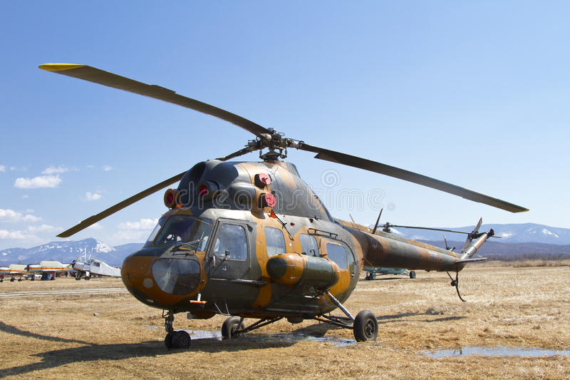 Download MI-2 editorial stock photo. Image of history, transport - 24324138