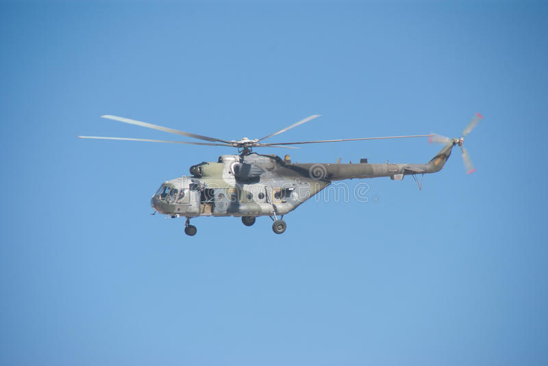 MI-8 Hip Stock Photo