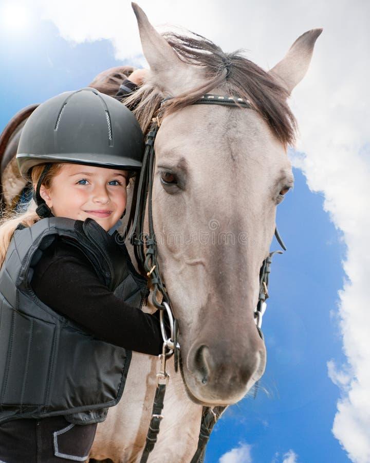 Mi caballo encantador imágenes de archivo libres de regalías