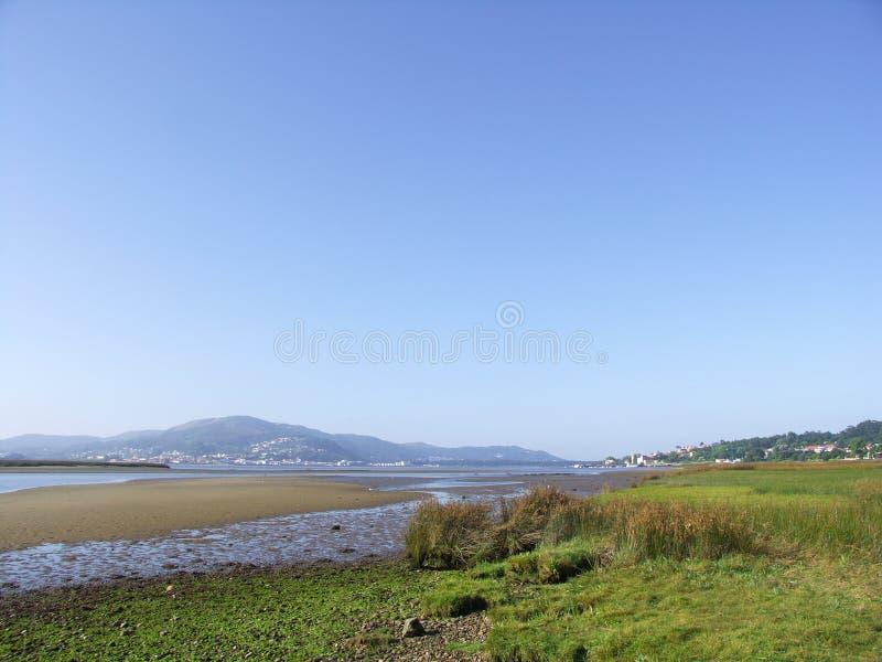 Mi�o River estuary