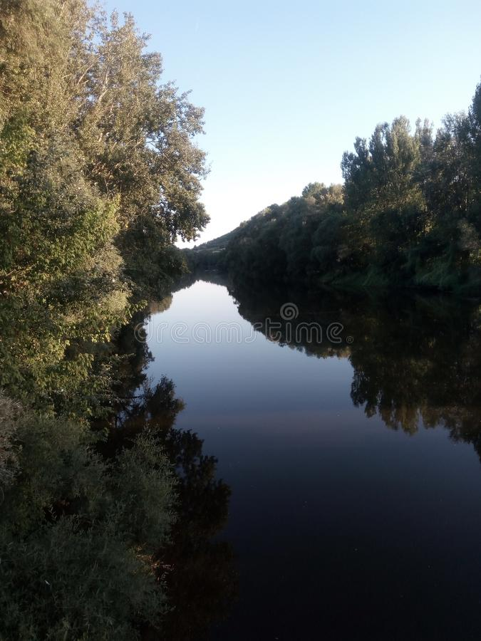 Mi río imágenes de archivo libres de regalías