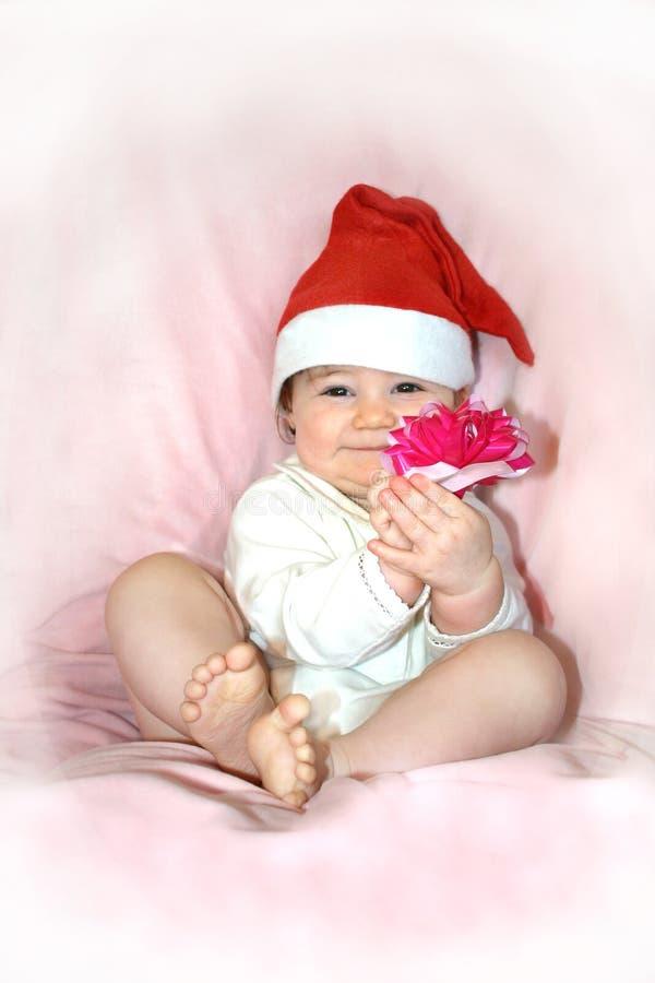 Mi regalo a usted la esta Navidad imagen de archivo