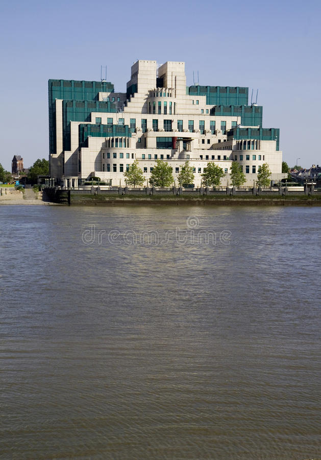 Download MI5 Building Royalty Free Stock Image - Image: 29500656