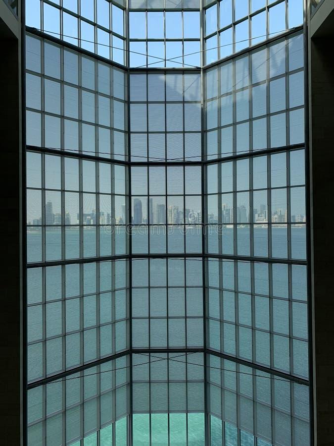MIA - Museum der islamischen Kunst in Doha, Katar stockfotos