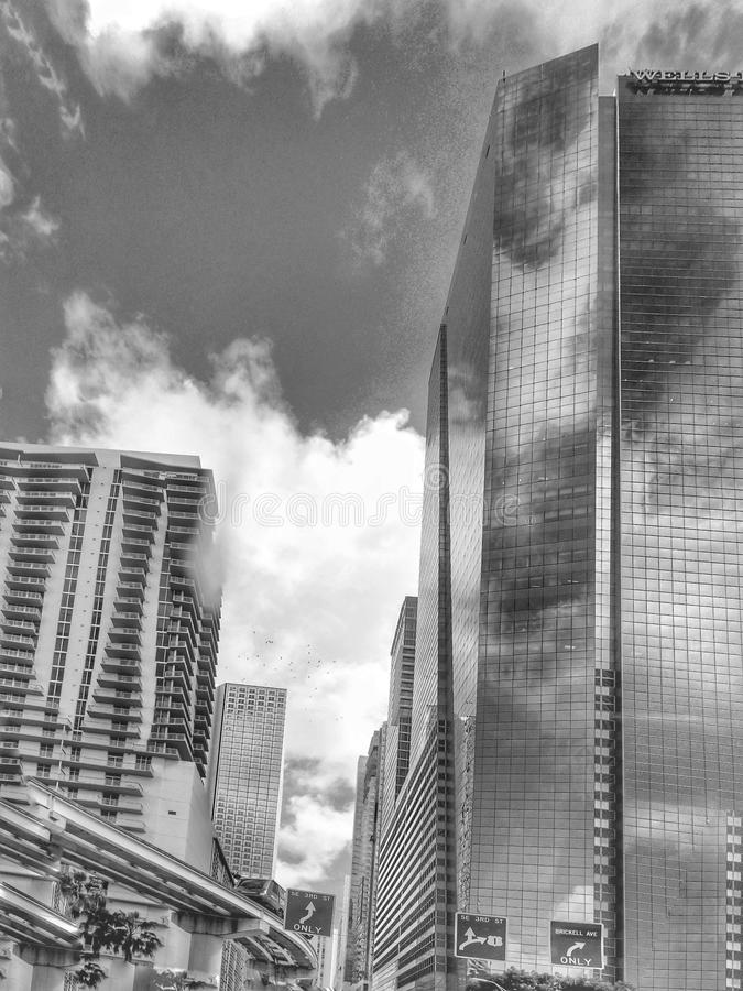 Miami fotografia de stock royalty free