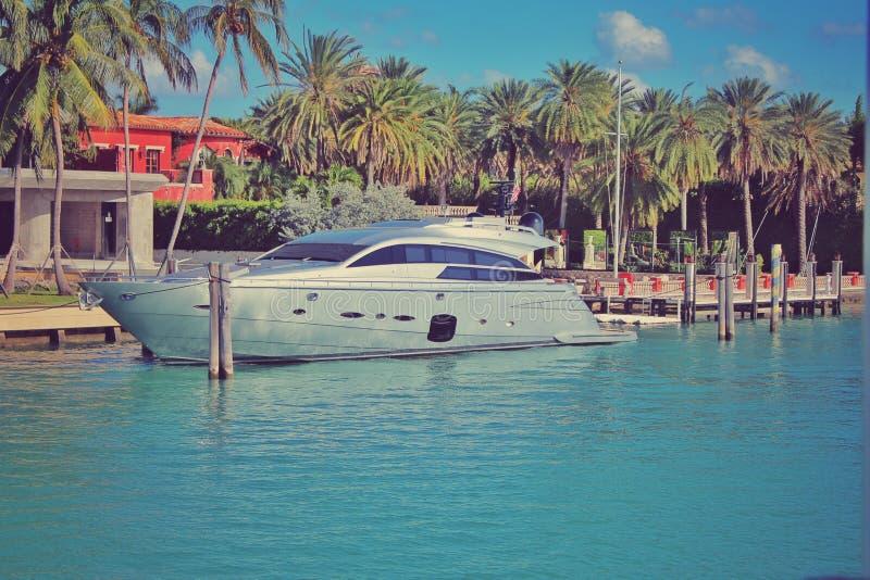 Miami fotografie stock libere da diritti