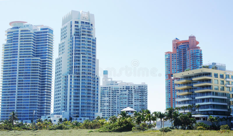 Download Miami stock photo. Image of florida, city, highrise, exclusive - 28357186