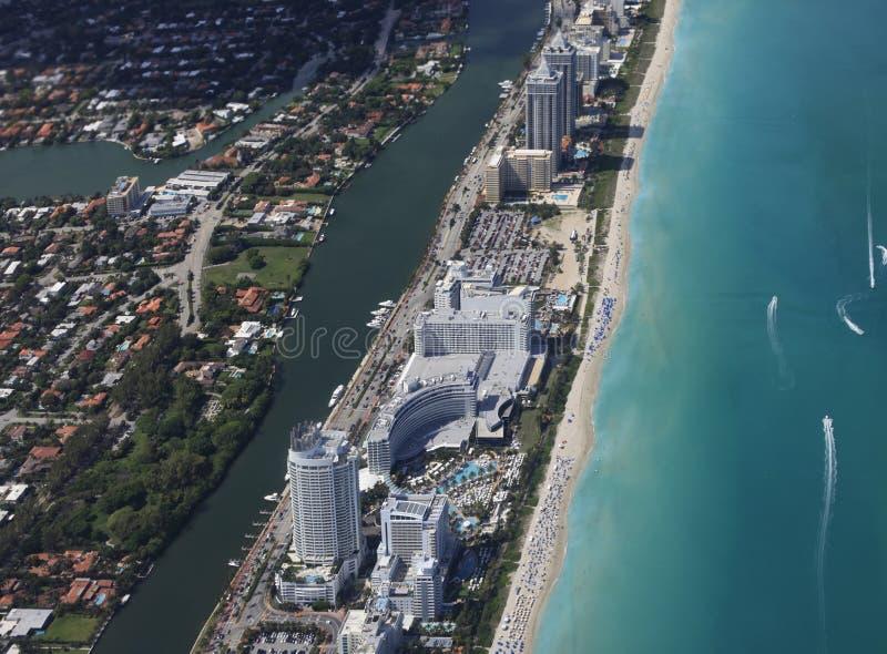 Miami stock fotografie
