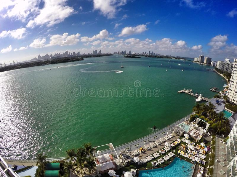 Miami foto de stock royalty free