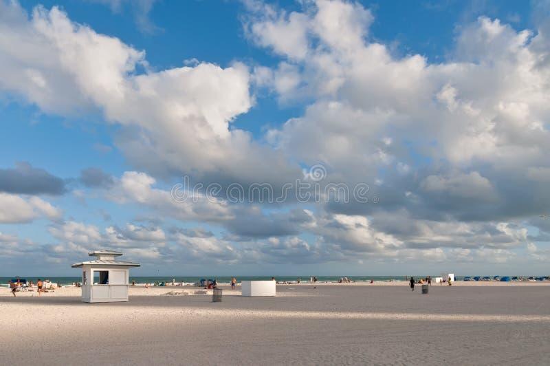 Miami Beach, Флорида, США стоковые фотографии rf