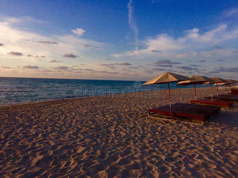 Miami Beach, Флорида, США стоковое изображение rf