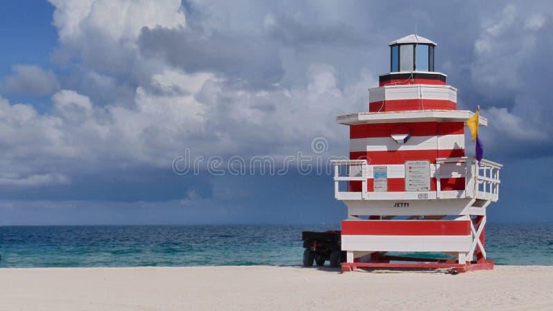 Miami beach zdjęcie stock