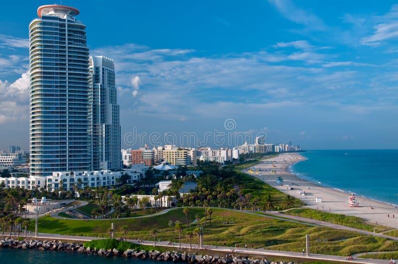 Miami Beach lizenzfreies stockbild