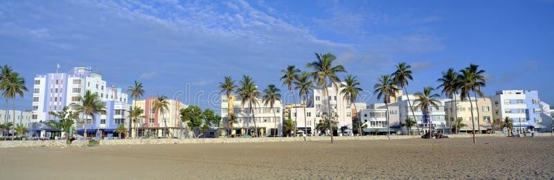 Miami Beach lizenzfreie stockbilder