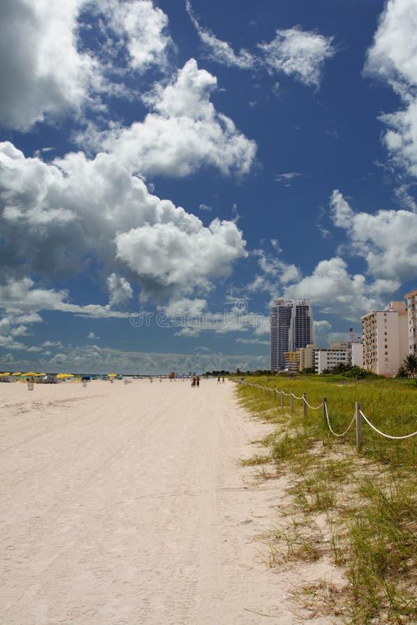 Miami beach zdjęcia royalty free