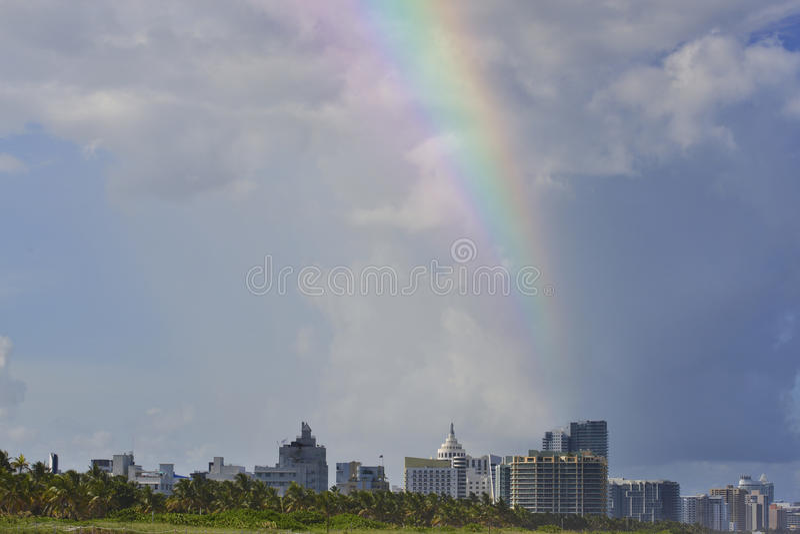 Miami Beach lizenzfreie stockfotografie