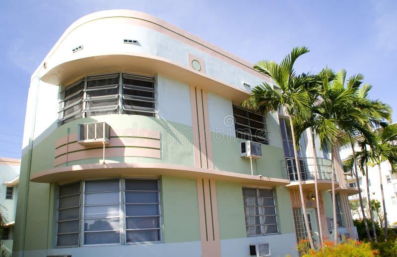 Miami beach royalty free stock photography