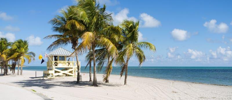Miami Beach bonito imagem de stock royalty free