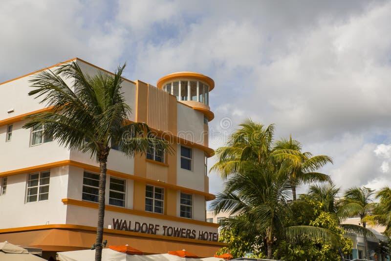 Miami Beach Florida fotos de stock