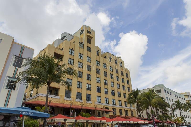 Miami Beach Florida stockfotografie