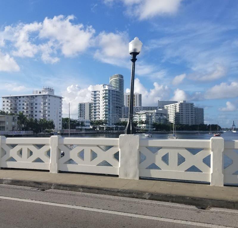 Miami Beach Florida lizenzfreie stockfotografie