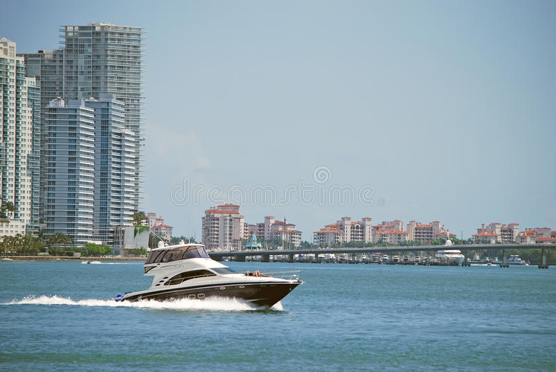 Miami Beach Lifestyle Views stock photo