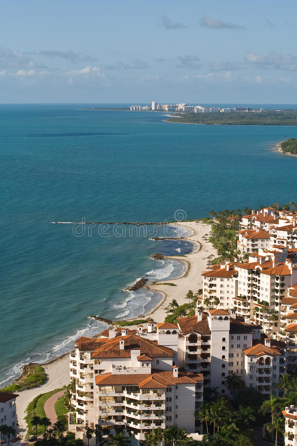 Free Miami Beach Resort Stock Photography - 25645272