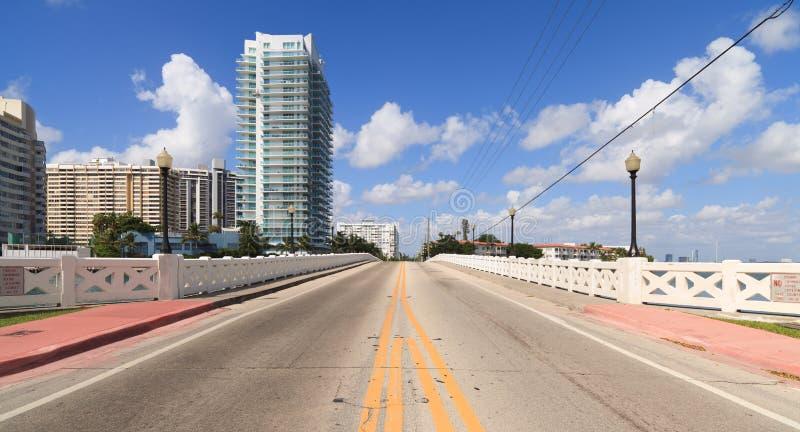 Download Miami Beach Venetian Causeway Stock Photo - Image: 16157902