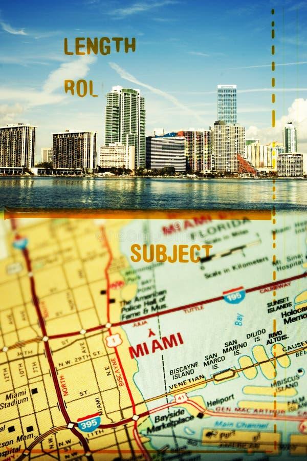 Miami Florida lizenzfreie stockfotos