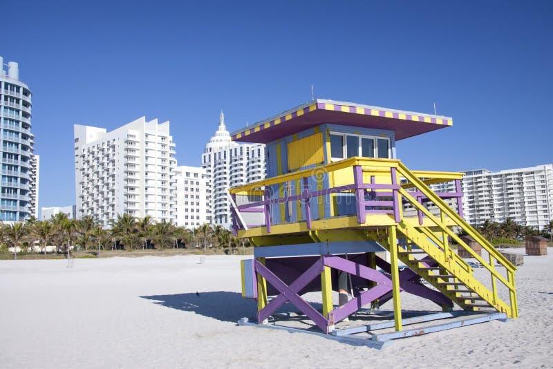 Miami Florida royalty-vrije stock foto