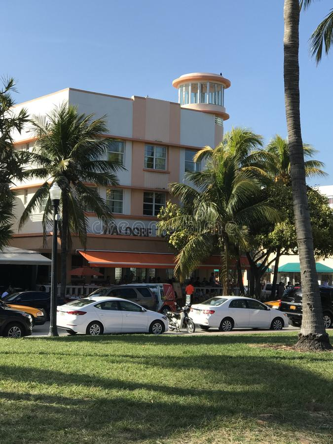 Miami Florida imagens de stock