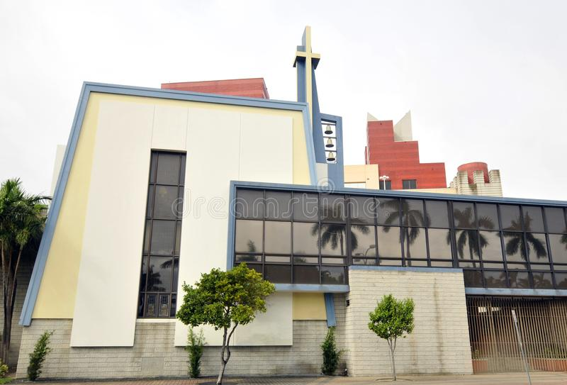 First United Methodist Church of Miami stock image
