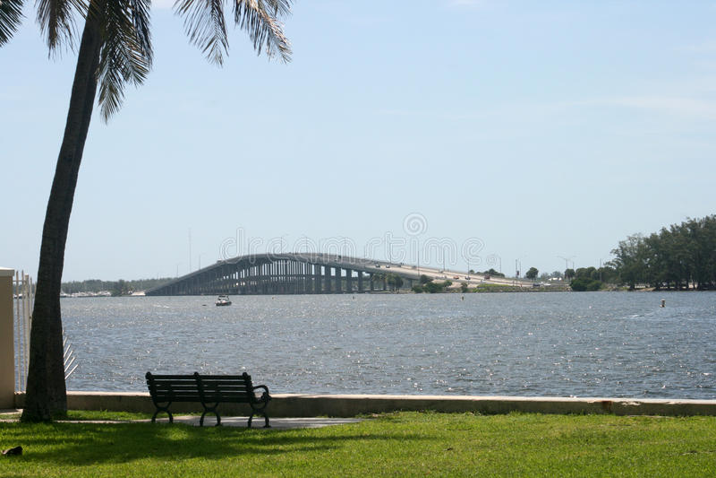 Miami florydy obraz royalty free