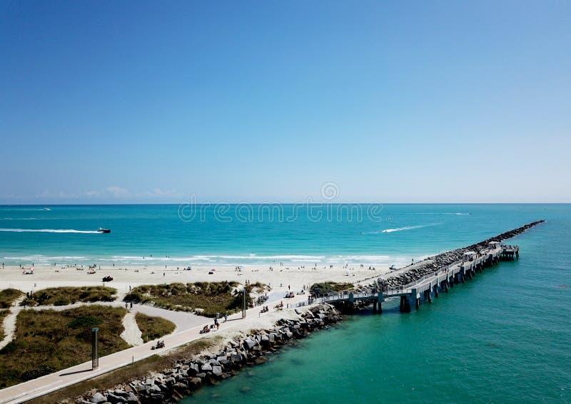 Miami från arkivfoto