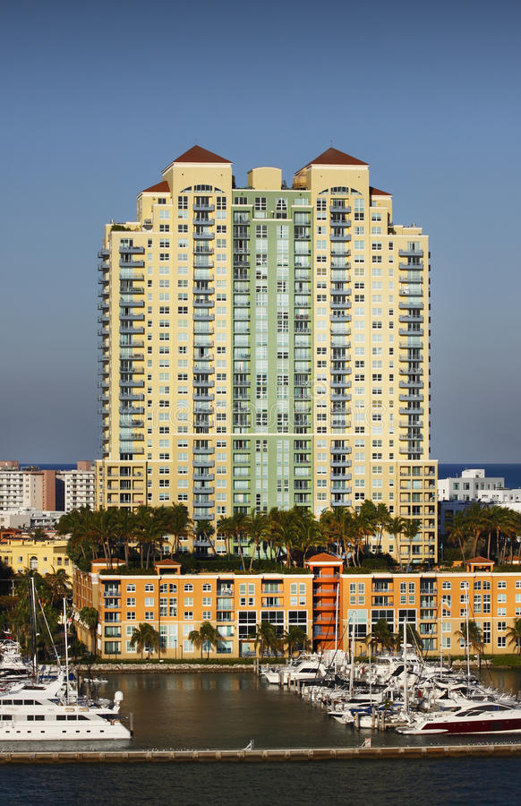 Download Waterfront real estate stock photo. Image of waterfront - 15292180