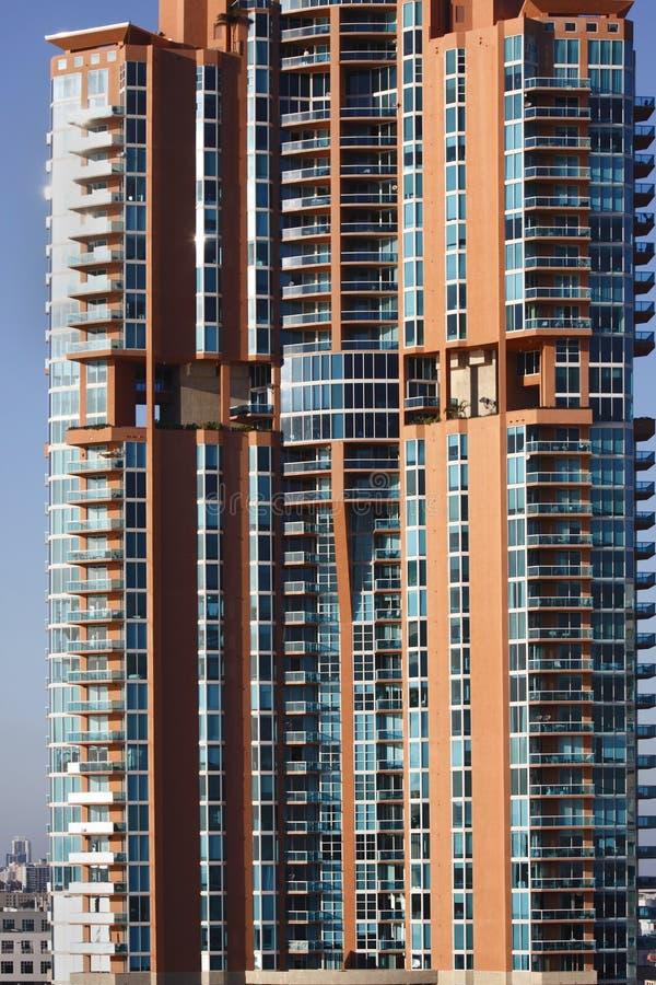 Miami hotel royalty free stock image