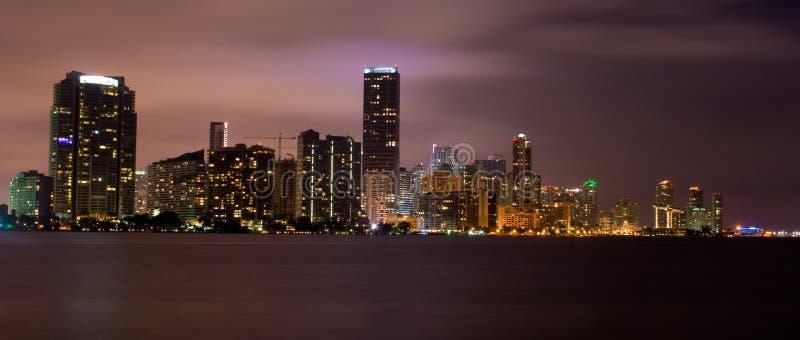 Download Miami (panoramic) Royalty Free Stock Photo - Image: 7157175