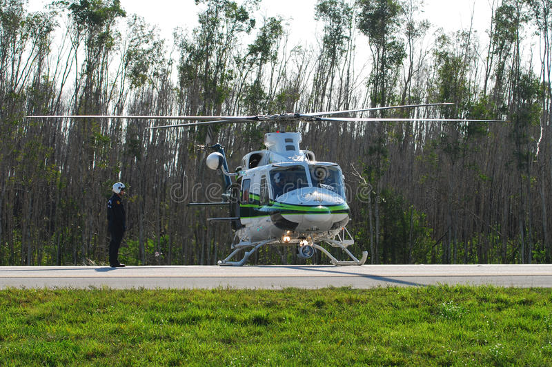 Download Miami police helicopter editorial stock photo. Image of emergency - 22788933