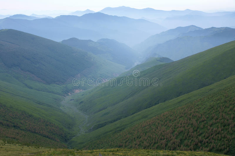 Miao Ravine royalty free stock photo