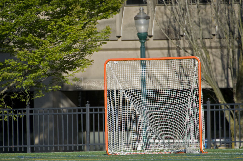 miasta bramkowy lacrosse parka położenie fotografia royalty free