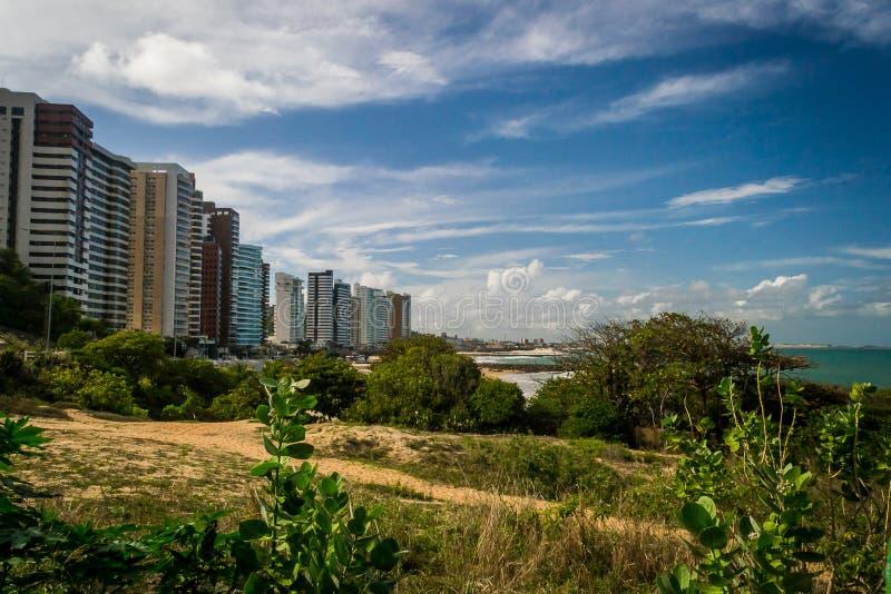 Miasta Brazylia - Natal, RN obrazy stock