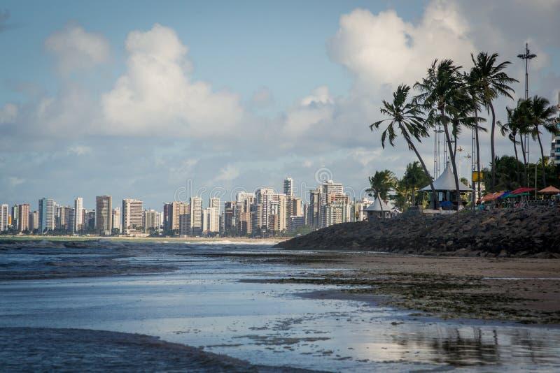 Miasta Brazylia, Recife - obraz stock