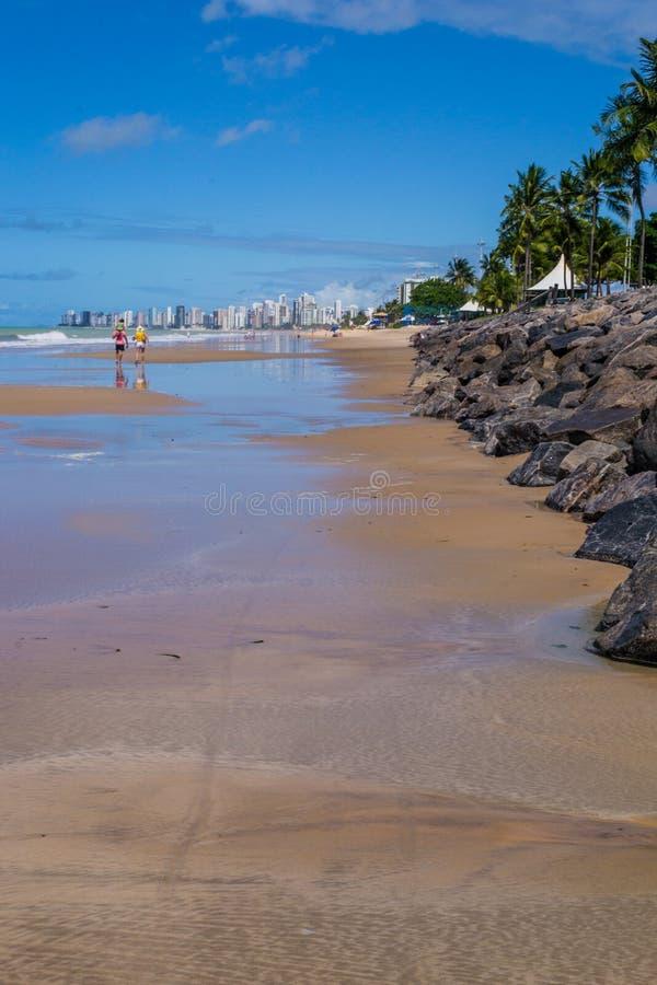 Miasta Brazylia, Recife - fotografia stock