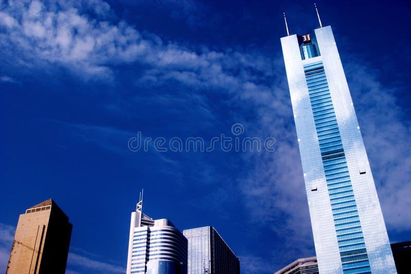 miasta Guangzhou krajobraz zdjęcia royalty free