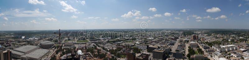miasta Oklahoma linia horyzontu zdjęcia stock