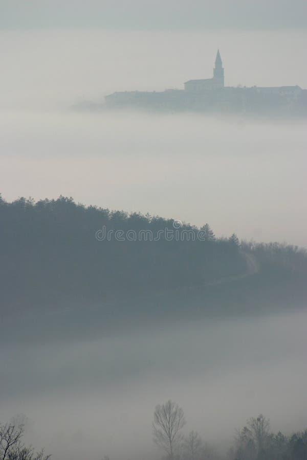 miasta sky zdjęcie stock