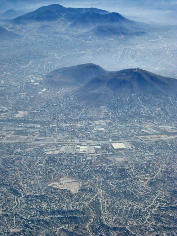 miasta Tijuana obrazy royalty free