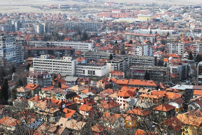 miasteczko obrazy stock