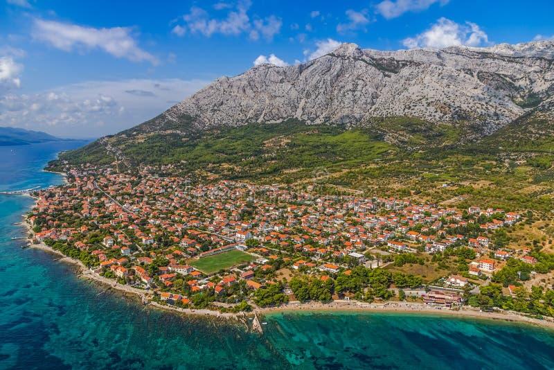 Orebic, Chorwacja fotografia royalty free