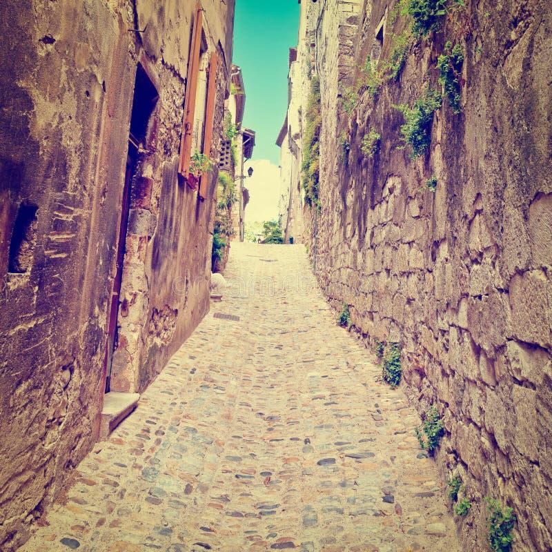 miasto średniowieczny fotografia stock